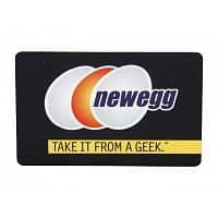 Newegg Deal: $25 Newegg Gift Card + $5 Promotional Gift Card
