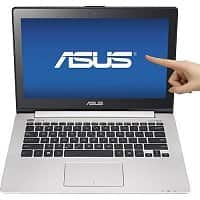 "eBay Deal: Asus VivoBook Laptop (Refurbished): Core i5 4200U, 4GB DDR3, 500GB HDD, 13.3"" 1366x768 Touch LED $349 with free shipping"