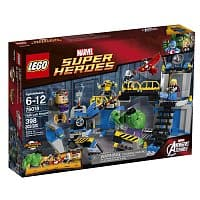 Amazon Deal: LEGO Super Heroes Hulk Lab Smash