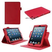 Amazon Deal: RooCASE Apple iPad Mini Case Blowout Sale (various styles and colors) $3.50 each w/ Free Shipping w/ Prime or $35+