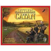 Target Deal: The Settlers of Catan Board Game