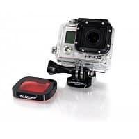 Amazon Deal: GoScope Optical Acrylic Red Filter for GoPro Hero 3 $12.99 w/ Free Shipping w/ Prime or $35+