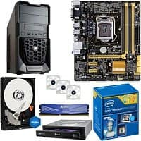 TigerDirect Deal: Intel Pentium G3258 Dual Core Barebones Kit w/ ASUS B85M-G mATX Motherboard, Cougar Spike Mini mATX Case, 4GB ADATA DDR3 1600, 1TB WD Blue HDD & More $219.99 AR with free shipping