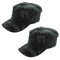 Shnoop Deal: Totes Hats: Fedora Hat $4.50, 2-pack Totes Military Style Camouflage Cadet Caps