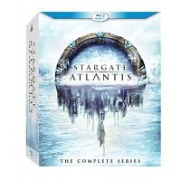 Walmart Deal: Stargate Atlantis: The Complete Series (Blu-ray)