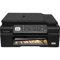 Best Buy Deal: Brother MFC-J475DW Wireless Inkjet All-in-One Printer w/ Duplex