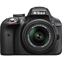 eBay Deal: Nikon D3300 Digital SLR Camera w/ 18-55mm VR II Lens (Refurbished) $429.99 with free shipping