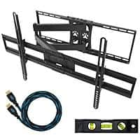 Sears Deal: Cheetah Mounts Articulating Arm TV Wall Mount Bracket for 32-65