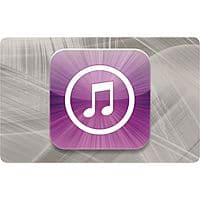 Staples Deal: $50 iTunes Gift Card