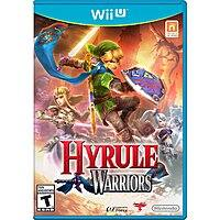 Sears Deal: Hyrule Warriors (Wii U) + $41 Shop Your Way Points