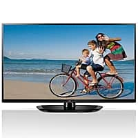 """Dell Home & Office Deal: 42"""" LG 42PN4500 720p 600Hz Plasma HDTV + $125 Dell eGift Card $299 with free shipping *Back Again*"""