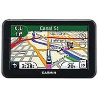 """eBay Deal: Garmin nuvi 50LM 5"""" Portable GPS Navigator with Lifetime Maps (Refurbished) $59.99 with free shipping"""
