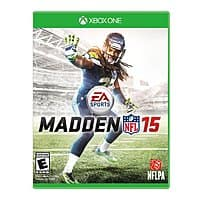 Amazon Deal: Madden NFL 15 (Xbox One or PS4)
