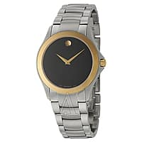 Ashford Deal: Movado Watch Sale: Men's Masino Watch $275, Sportivo Watch $299, Women's Quadro Watch $285 & More with free shipping