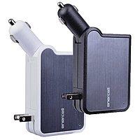 Rakuten Deal: Enercell 1350mAh Portable Car/Wall Charger & Power Bank
