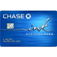 Chase Deal: Chase Ink® Plus Business Credit Card