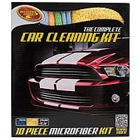 Sears Deal: Detailer's Choice: 10-piece Car Cleaning Kit $6.50, Wheel & Fender Brush