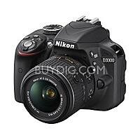 BuyDig Deal: Nikon D3300 DSLR Camera w/ 18-55mm VR II Lens (Refurbished) + Adobe Lightroom 5 $419 & More with free shipping *Back Again +70 FP Deal*
