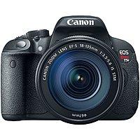 Canon Deal: Canon T5i DSLR (Refurbished) w/ 18-135mm STM Lens