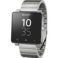 CowBoom Deal: Sony SmartWatch 2 Bluetooth Android Watch w/ Stainless Steel Strap (Pre-Owned) $59.99 with free shipping