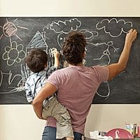 Tanga Deal: 6' Chalkboard Wall Decal
