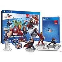 Amazon Deal: Disney Infinity 2.0 Marvel Super Heroes Starter Pack (Various Platforms)