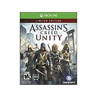 Assassin's Creed Unity (Xbox One Digital Download) $34.99