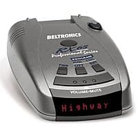 Groupon Deal: Beltronics RX65 Red Professional Series Radar/Laser Detector