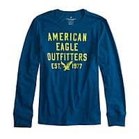 American Eagle Outfitters Deal: American Eagle Coupon Including Sale/Clearance Items