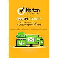 Amazon Deal: Norton Security 2015 for 5 Devices (Digital Download)