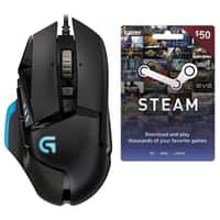 Best Buy Deal: Logitech G502 Proteus Core Gaming Mouse + $50 Steam Wallet Card