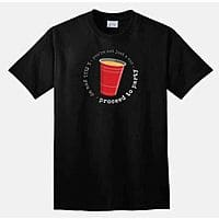 Tanga Deal: Tanga Black Friday T-Shirt Sale: Red Solo Cup Party, What Does The Fox Say & More