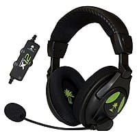 Microsoft Store Deal: Turtle Beach Ear Force X12 Gaming Headset for Xbox 360 or PC