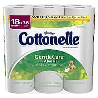 Target Deal: 36-Count Cottonelle Double Roll Toilet Paper + $5 Target Gift Card