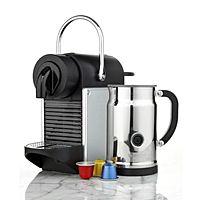 Macys Deal: Nespresso Pixie Espresso Maker w/ Aeroccino Frother + $100 Club Credit