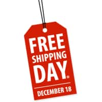 American Eagle Outfitters Deal: Free Shipping Day Today From Many Retailers Including Bonton, Express, Levi's, Nike, Cabelas, Vitamin Shoppe, GNC, PUMA, American Eagle, REI & Many More