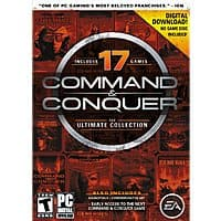 GameStop Deal: Command & Conquer The Ultimate Collection (PC Digital Download)