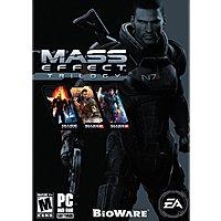 GameStop Deal: Mass Effect Trilogy (PC Digital Download)