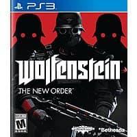 GameFly Deal: GameFly Used Game Sale: Wolfenstein: The New Order (360 or PS3)