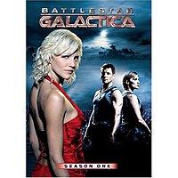 Amazon Deal: Battlestar Galactica Seasons 1-4 (Digital HD)