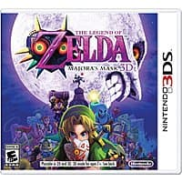 Newegg Deal: The Legend of Zelda: Majora's Mask 3D Pre-Order (Nintendo 3DS)