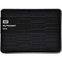 Staples Stores Deal: 1TB Western Digital My Passport Ultra USB 3.0 Portable Hard Drive