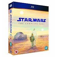 Amazon (UK) Deal: Star Wars: The Complete Saga (Region Free Blu-ray)