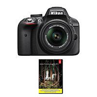 eBay Deal: Nikon D3300 DSLR Camera w/ 18-55mm VR II Lens (Manufacturer Refurbished) + Adobe Lightroom 5  $399.99 with free shipping