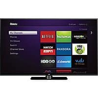 "PC Richard & Son Deal: 55"" JVC EM55FTR 1080p LED HDTV w/ Built-In Roku Streaming Stick  $499.97 with free shipping"