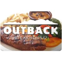 CardCash Deal: Extra 5% Off Select Restaurant Gift Cards: Outback 25% Off, Subway 15% Off, Panera Bread 15% Off, Wendy's 18% Off & More