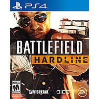Dell Home & Office Deal: Battlefield Hardline Pre-Order (Xbox One, PS4, Xbox 360, PS3 or PC) + $25 Dell eGift Card  $59.99 with free shipping