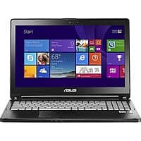 "eBay Deal: ASUS 2-in-1 Q502LA-BBI5T12 Touch Screen Laptop (Refurbished): i5 4210U, 8GB DDR3, 1TB, 15.6"" 1920x1080 IPS LED, Win 8.1 $529.99 with free shipping"
