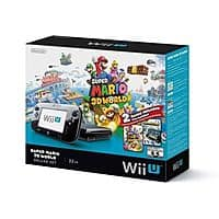 32GB Nintendo Wii U Deluxe Set w/ Super Mario 3D World & Nintendo Land  $259.99 with free shipping *Back Again*