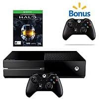 Walmart Deal: Xbox One w/ Bonus Controller & Halo: The Master Chief Collection